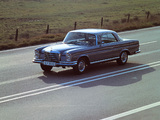 Images of Mercedes-Benz 250 SE Coupe (W111) 1965–67
