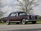 Images of Mercedes-Benz 250 SE Cabriolet US-spec (W111) 1965–67
