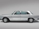 Images of Mercedes-Benz 300 SEL 6.3 UK-spec (W109) 1967–72