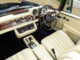Images of Mercedes-Benz 280 SE 3.5 Cabriolet UK-spec (W111) 1969–71