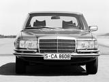 Images of Mercedes-Benz 450 SE (W116) 1972–80