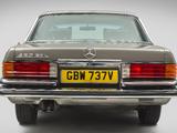 Images of Mercedes-Benz 450 SEL UK-spec (W116) 1972–80