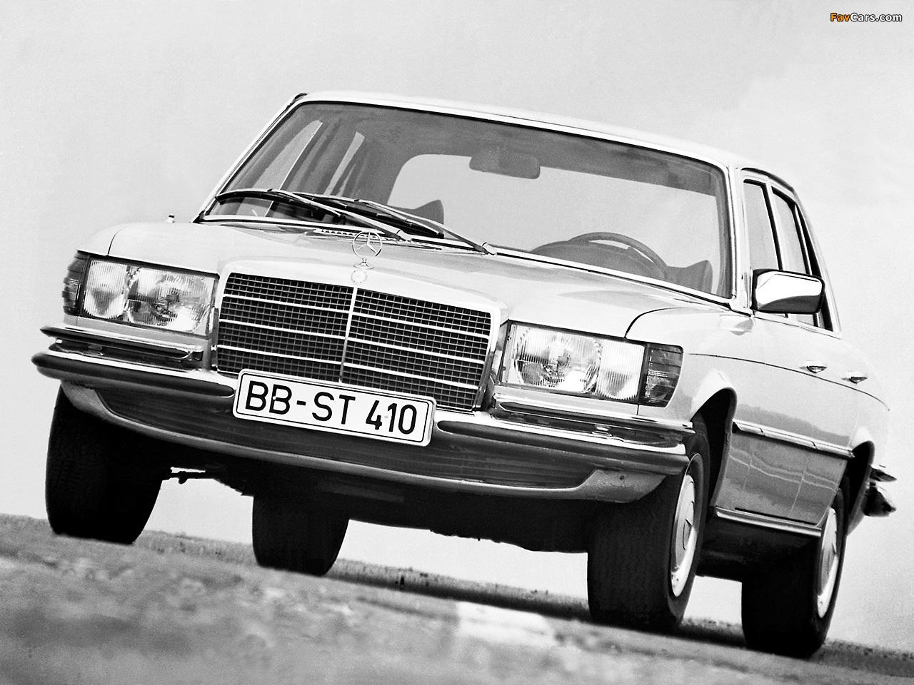 Images of Mercedes-Benz 350 SE (W116) 1973–80 (1280 x 960)