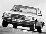 Images of Mercedes-Benz 350 SE (W116) 1973–80