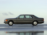 Images of Mercedes-Benz S-Klasse (W126) 1979–91