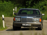 Images of Mercedes-Benz S-Klasse (W126) 1979–91
