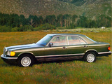 Images of Mercedes-Benz 300 SD Turbodiesel (W126) 1980–85