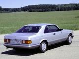Images of Mercedes-Benz 500 SEC (C126) 1981–91
