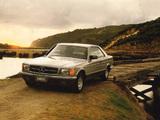 Images of Mercedes-Benz 380 SEC (C126) 1981–85