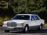 Images of Mercedes-Benz 500 SEL Guard (W126) 1985–91