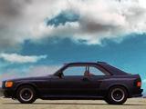 Images of Gemballa Mercedes-Benz 560 SEC Widebody Kurzheck (C126) 1986