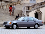 Images of Mercedes-Benz 500 SEL (W140) 1991–93