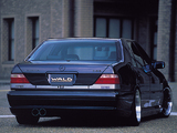 Images of WALD Mercedes-Benz S-Klasse (W140) 1993–98