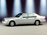 Images of Mercedes-Benz S 300 Turbodiesel (W140) 1996–98