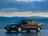 Images of Mercedes-Benz S 500 L (W220) 1998–2002