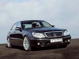 Images of Carlsson Mercedes-Benz S-Klasse (W220) 1998–2005