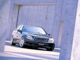 Images of WALD Mercedes-Benz S-Klasse (W220) 1998–2002