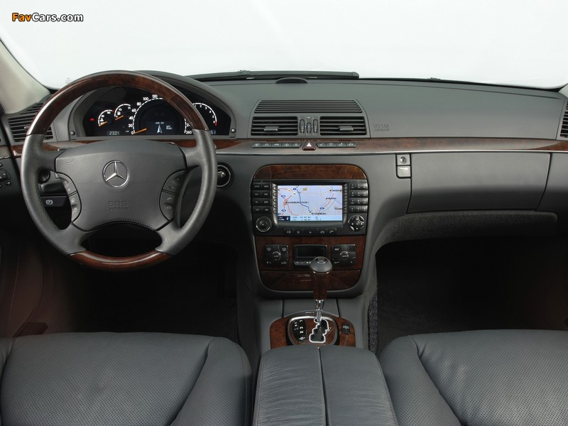 Images of Mercedes-Benz S 280 (W220) 1998–2002 (800 x 600)