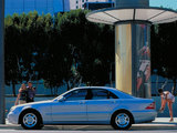 Images of Mercedes-Benz S 320 (W220) 1998–2002