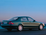 Images of Mercedes-Benz S 500 (W220) 1998–2002