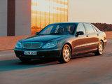 Images of Mercedes-Benz S 430 L (W220) 1998–2002
