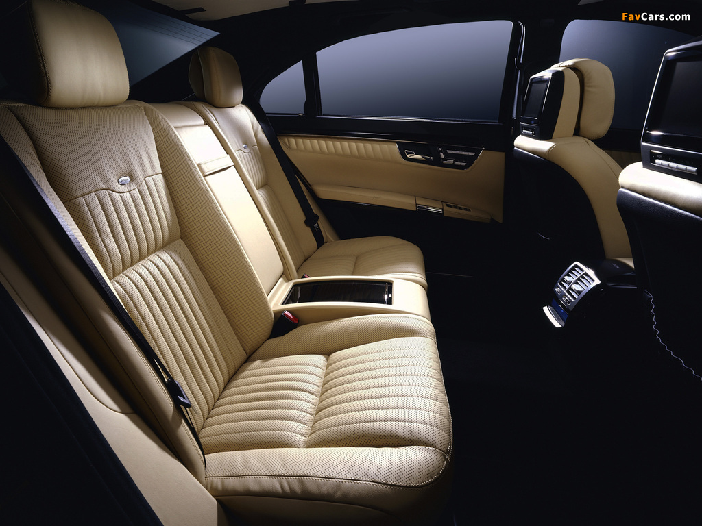 Images of Mercedes-Benz S 600 (W221) 2005–09 (1024 x 768)
