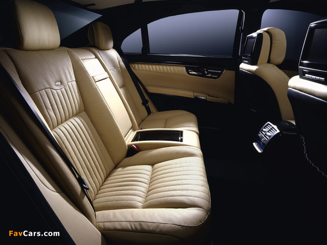 Images of Mercedes-Benz S 600 (W221) 2005–09 (640 x 480)