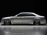 Images of WALD Mercedes-Benz S 550 (W221) 2005–09