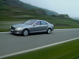 Images of Mercedes-Benz S 500 (W221) 2005–09