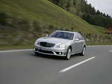 Images of Mercedes-Benz S 63 AMG (W221) 2006–09