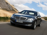 Images of Mercedes-Benz S 500 4MATIC (W221) 2006–09