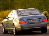 Images of Mercedes-Benz S 550 (W221) 2006–09
