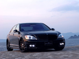 Images of WALD Mercedes-Benz S 63 AMG (W221) 2006–09