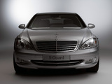 Images of Mercedes-Benz S 600 Guard (W221) 2007–09