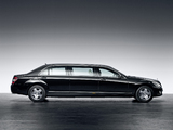 Images of Mercedes-Benz S 600 Guard Pullman (W221) 2008–09