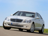 Images of Mercedes-Benz S 320 CDI BlueEfficiency (W221) 2008–09