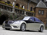 Images of Carlsson Aigner CK 65 RS Blanchimont (W221) 2008–09