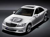 Images of Mercedes-Benz S 400 Hybrid (W221) 2009–13