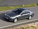 Images of Mercedes-Benz S 350 CDI UK-spec (W221) 2009–13