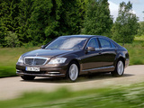 Images of Mercedes-Benz S 550 (W221) 2009–13