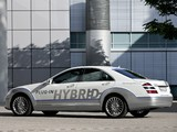 Images of Mercedes-Benz Vision S 500 Plug-In Hybrid Concept (W221) 2009