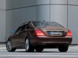 Images of Mercedes-Benz S 600 (W221) 2009–13