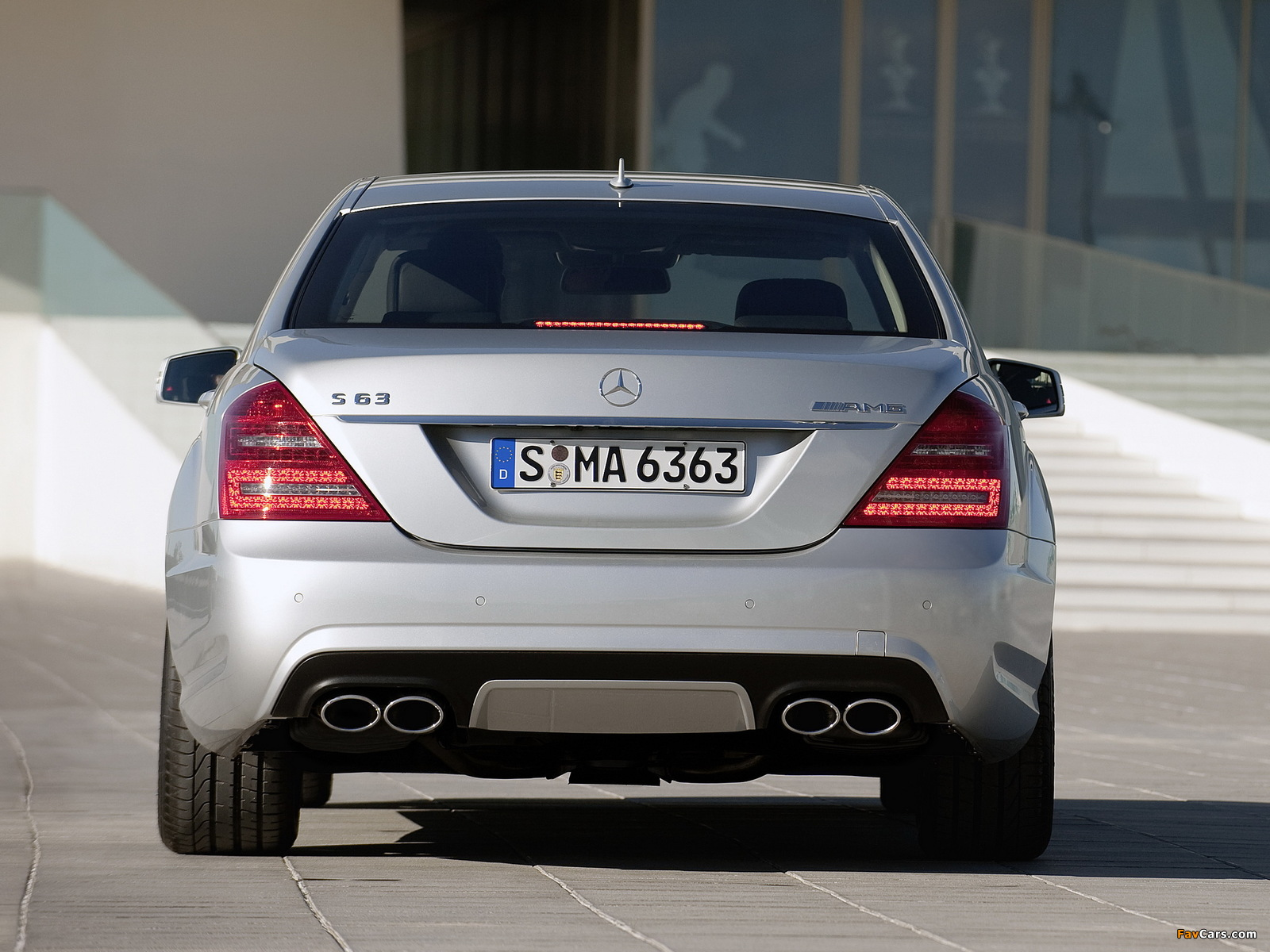 Images of Mercedes-Benz S 63 AMG (W221) 2009–10 (1600 x 1200)