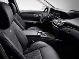 Images of Mercedes-Benz S 65 AMG (W221) 2009–10