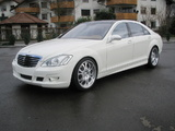 Images of FAB Design Mercedes-Benz S 500 (W221) 2009–13