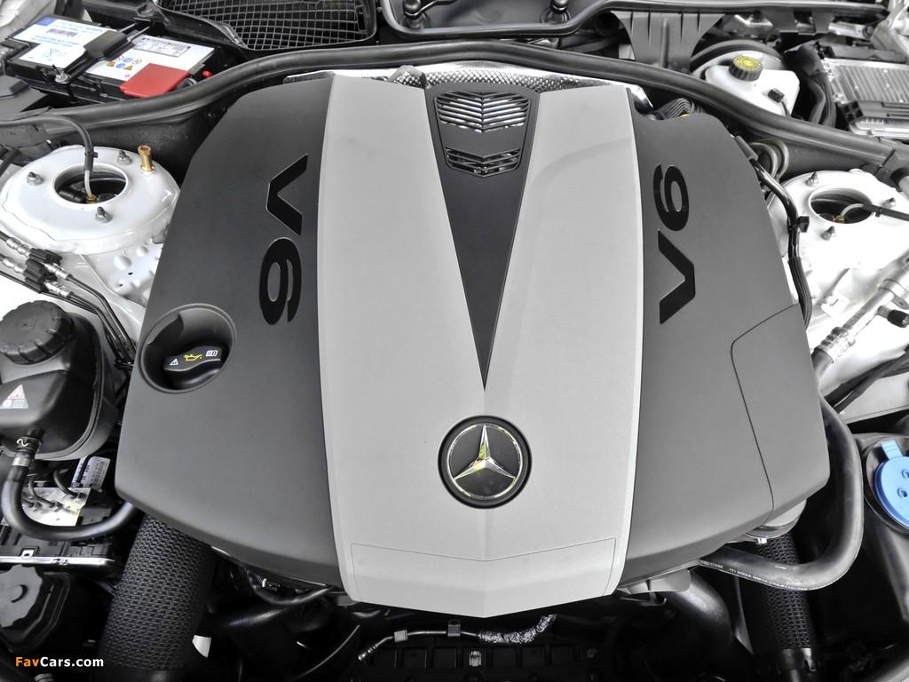 Images of Mercedes-Benz S 350 BlueTec US-spec (W221) 2010–13 (1024 x 768)