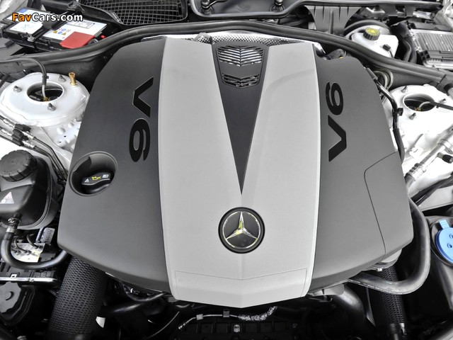 Images of Mercedes-Benz S 350 BlueTec US-spec (W221) 2010–13 (640 x 480)