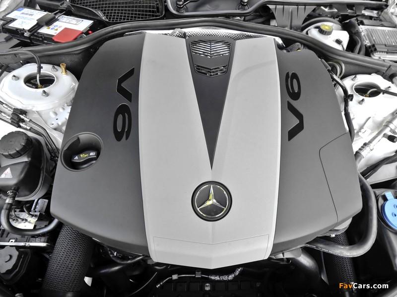 Images of Mercedes-Benz S 350 BlueTec US-spec (W221) 2010–13 (800 x 600)