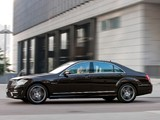 Images of Mercedes-Benz S 63 AMG (W221) 2010–13