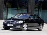 Images of Mercedes-Benz S 600 Guard (W221) 2010–13